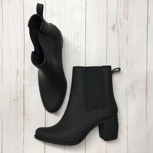 Jeffrey Campbell Stormy:  Chelsea Style Rain Boot